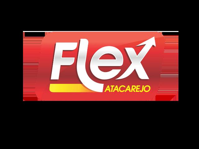 Logo do Flex Atacarejo